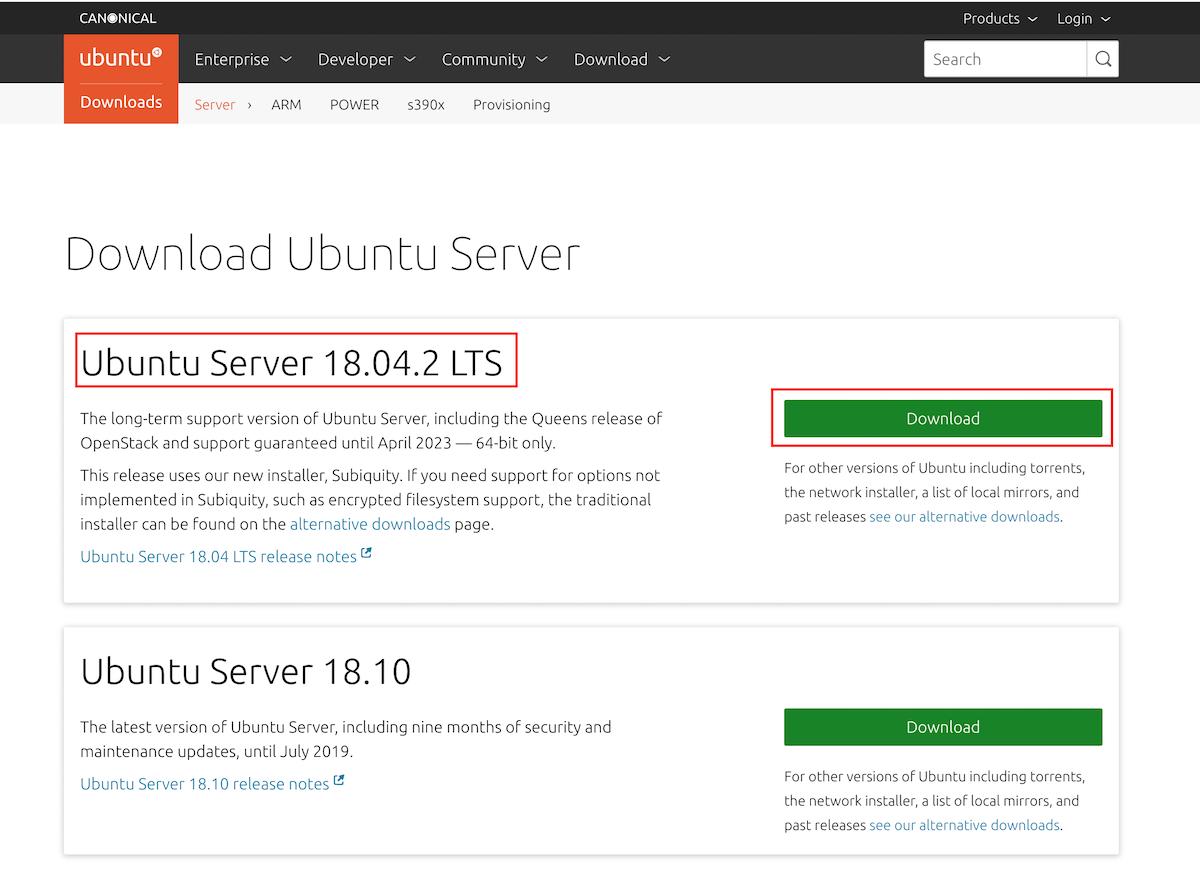 UbuntuServer